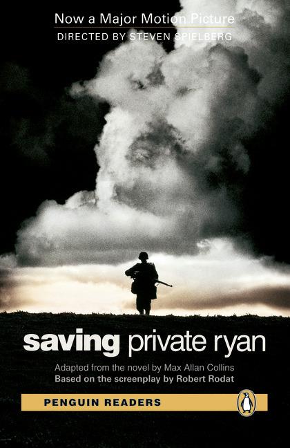 PLPR6 Saving Private Ryan Bk/MP3 Pk