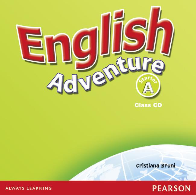 English Adventure: Starter A: Class CD (аудиокурс на 2 CD)