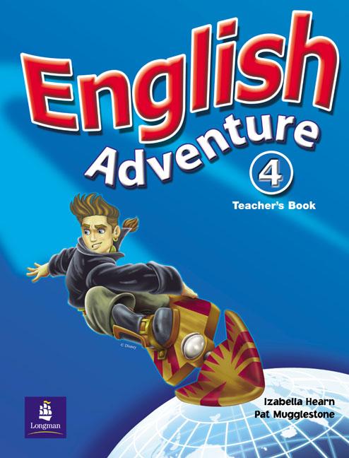 Eng Adventure 4 TB