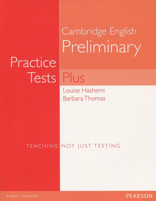 Preliminary: Practice Test Plus