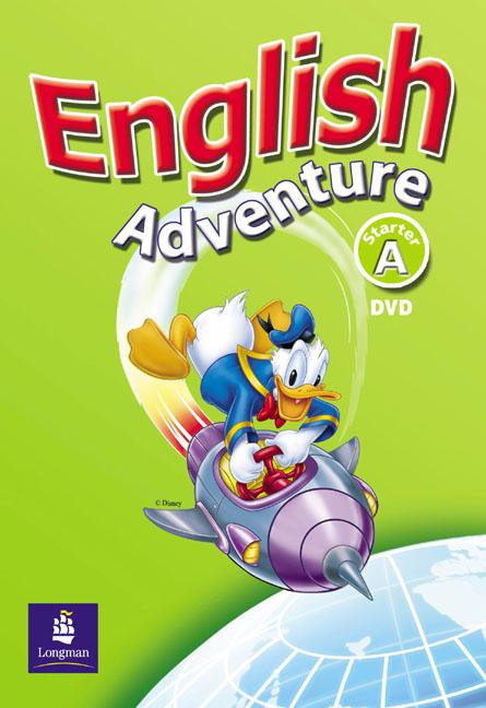 Eng Adventure Starter A DVD