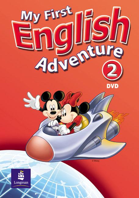 My First Eng Adventure 2 DVD