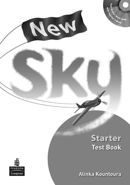 New Sky Starter Test Book