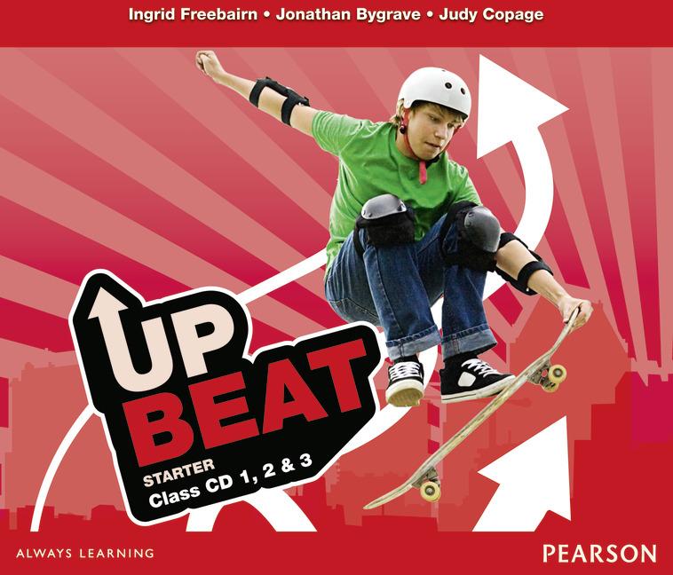 Upbeat Starter Class CD x3