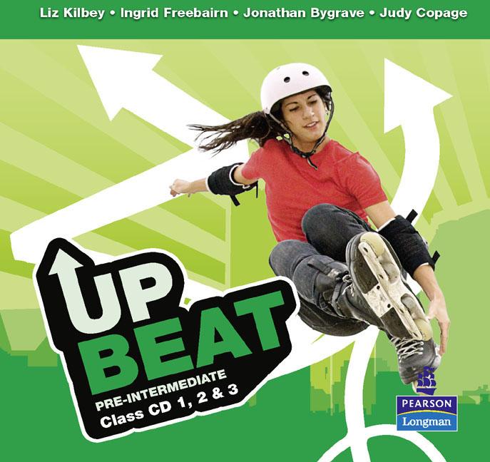 Upbeat Pre-Int Class CD x3