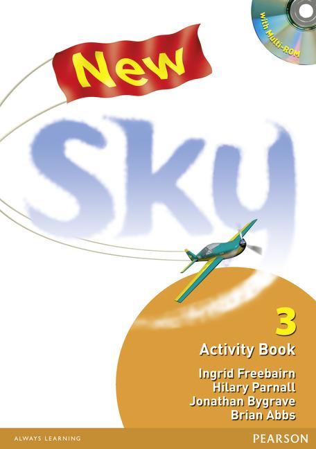 New Sky 3 Activity Book +Multi-R