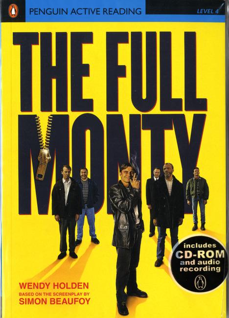 PActR4 Full Monty, The Bk +R Pk
