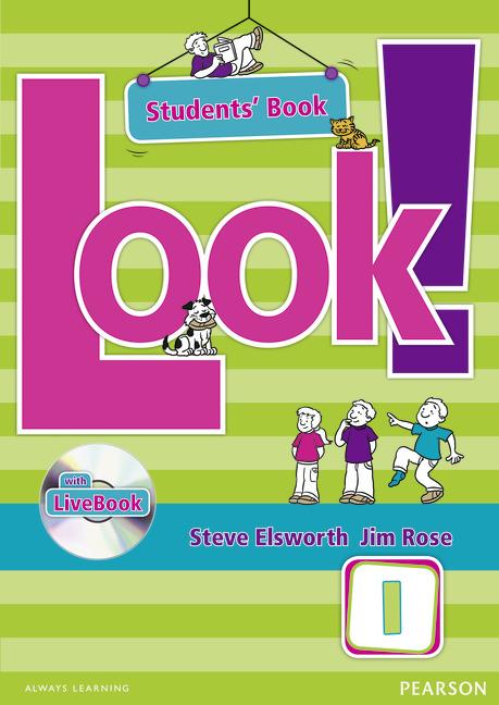 Look 1 Students' LiveBook Pack