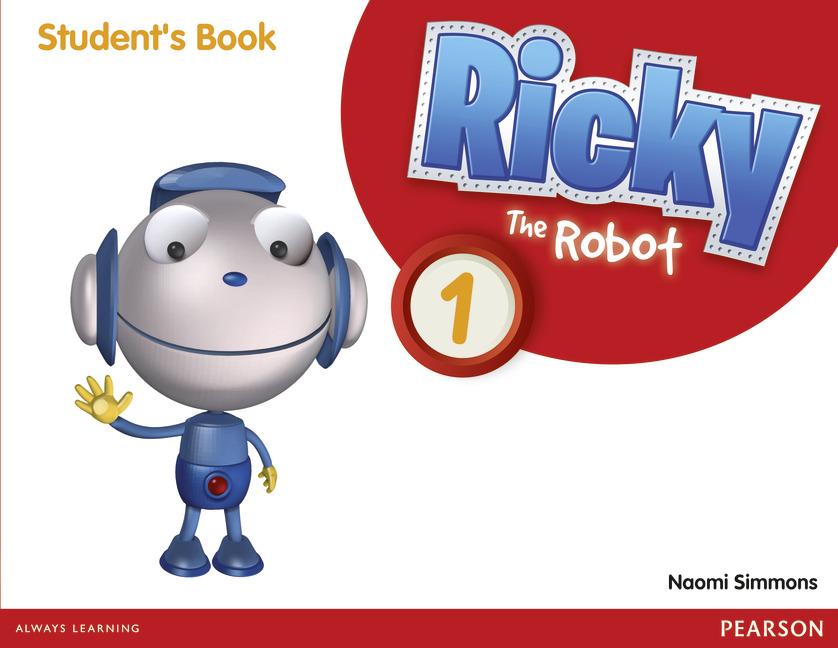 Ricky the Robot 1 SB