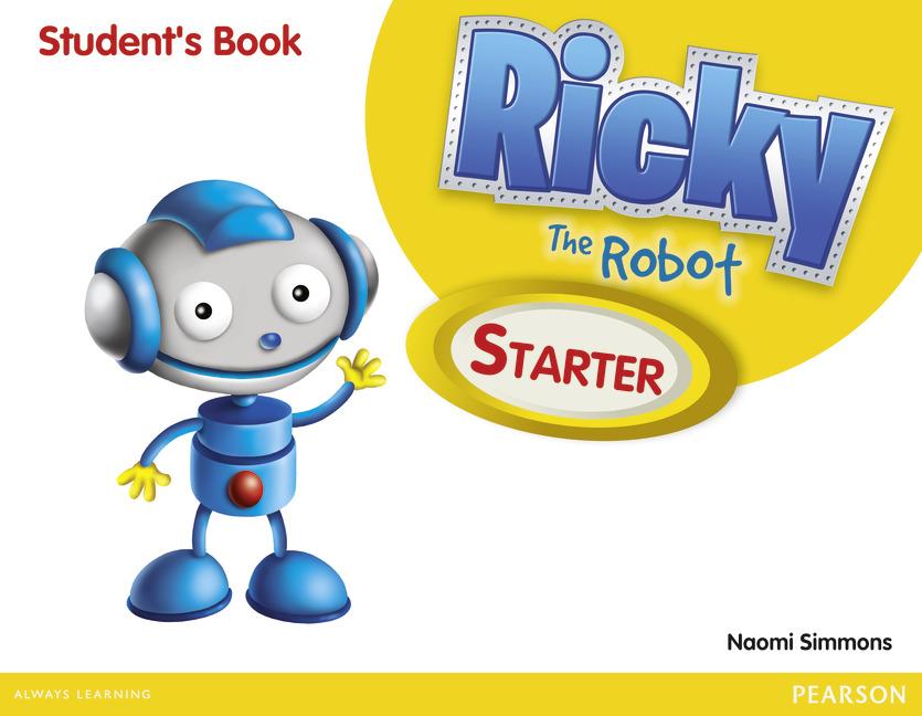 Ricky the Robot Starter SB