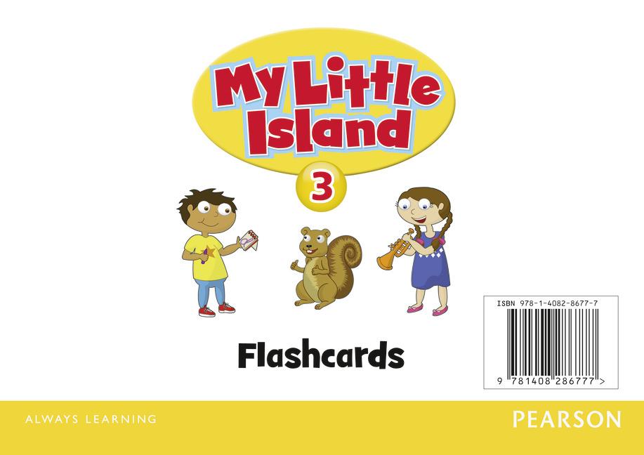 My Little Island 3: Flashcards