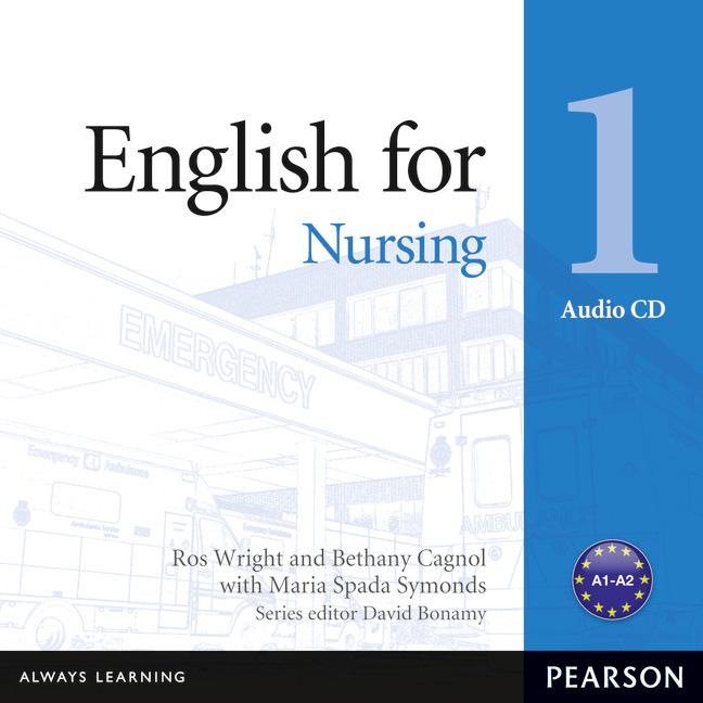 Eng for Nursing 1 Audio CD