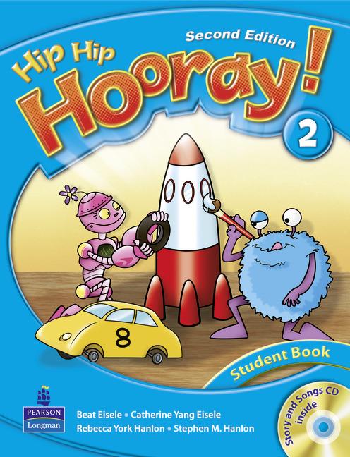Hip Hip Hooray! 2 2Ed SB +D