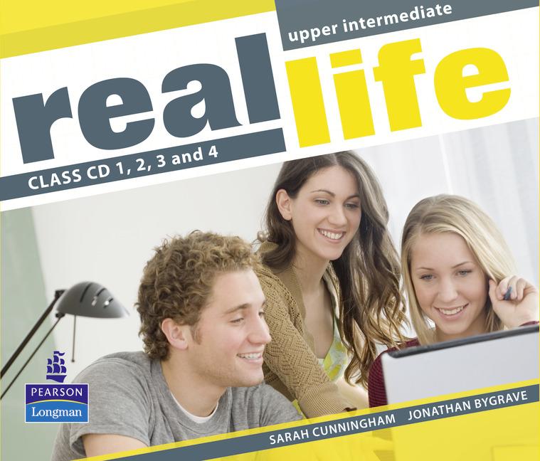 Real Life: Upper Intermediate: Class CDs (аудиокурс на 4 CD)