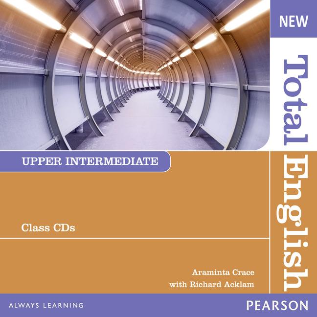 New Total English: Upper Intermediate (��������� �� 2 CD)