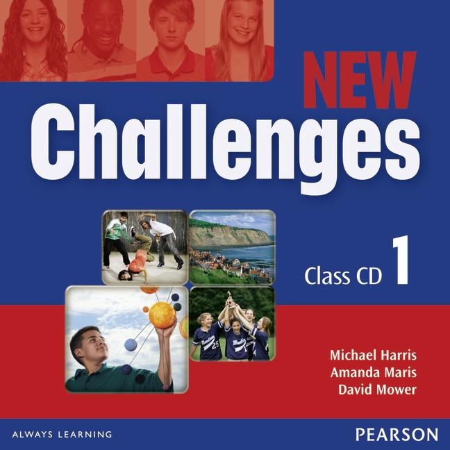 New Challenges 1: Class CD (аудиокурс на 3 CD)