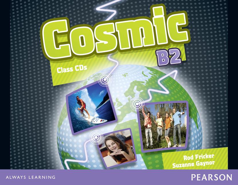 Cosmic: Level B2: Class Audio CDs (��������� �� 3 CD)