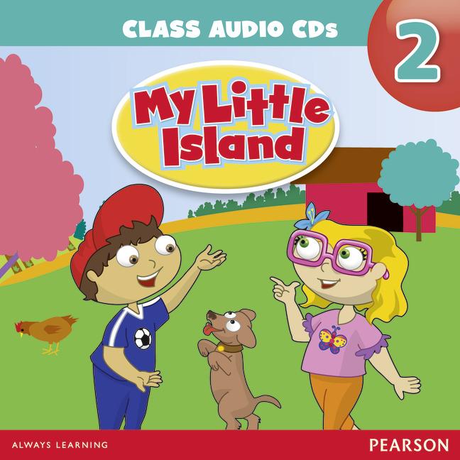 My Little Island 2: Class Audio Cds (аудиокурс на 2 CD)