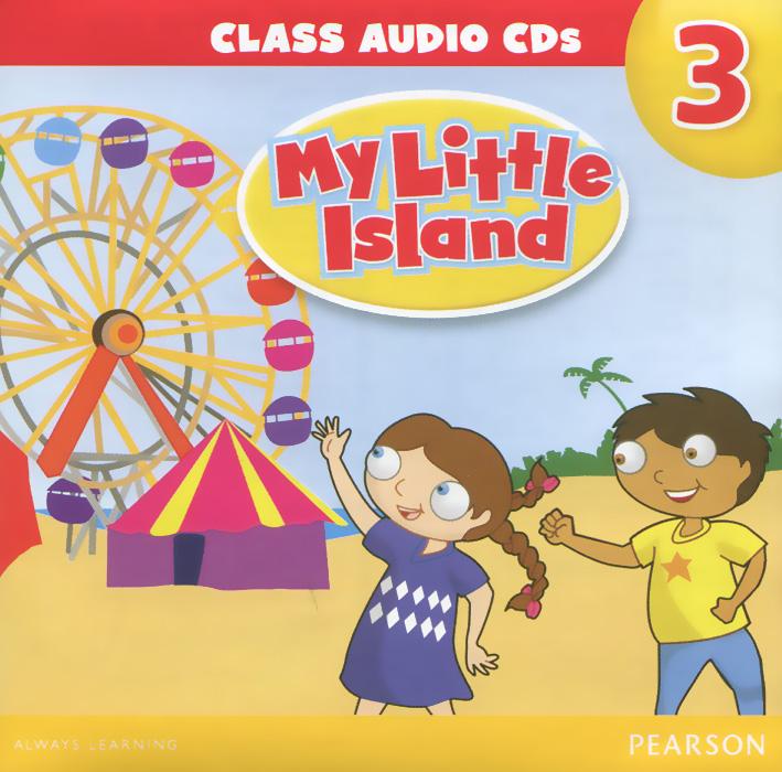 My Little Island 3: Class Audio CDs (аудиокурс на 2 CD)