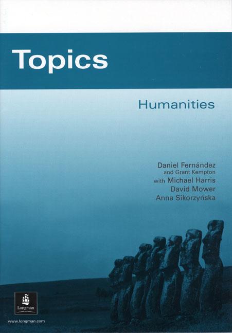 New Opportunities Topics: Humanities