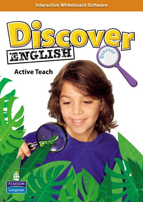 Discover Eng Global Starter Active Teach CD-ROM