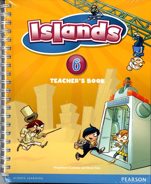 Islands 6 Teacher's Test Pack +R