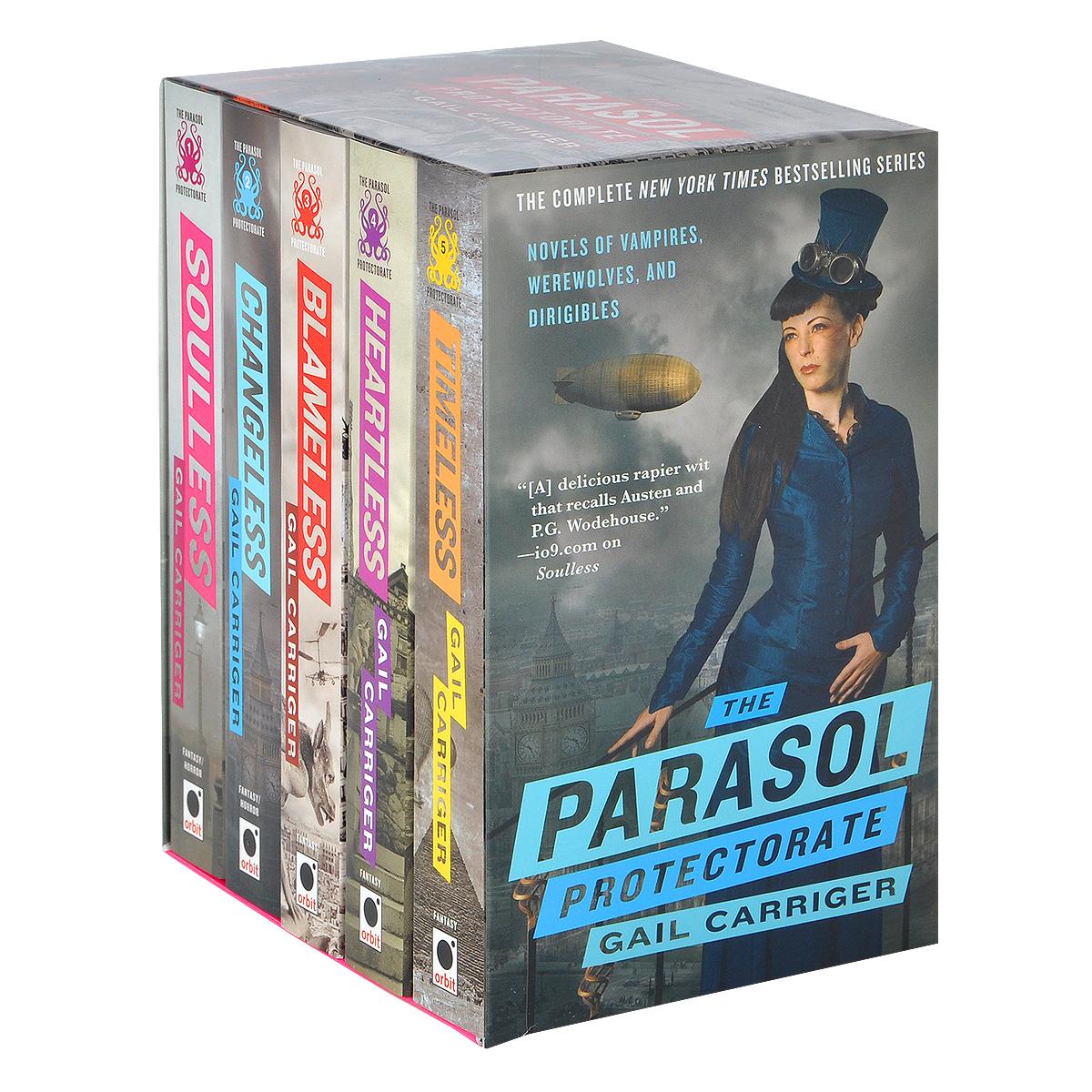 The Parasol Protectorate Boxed Set (комплект из 5 книг)