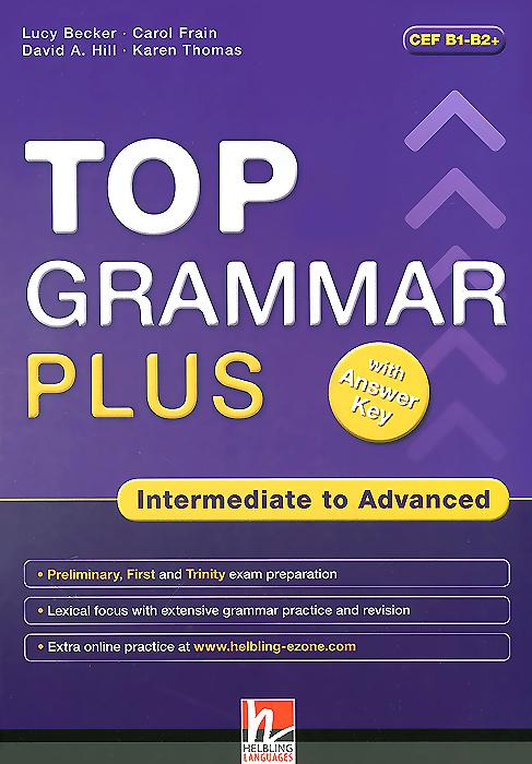 Top Grammar Plus Intermediate (+ CD-ROM)