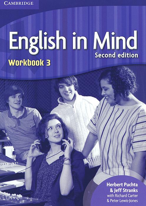 English in Mind: Level 3: Workbook