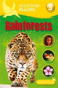 James Harrison Kingfisher Readers: Rainforests (Level 5: Reading Fluently)  перчатки harrison james gloves beige
