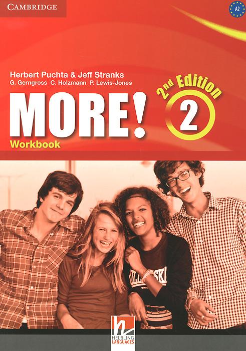 More! Level 2: Workbook