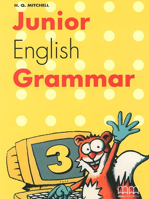 Junior English Grammar: Book 3