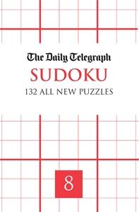 daily telegraph Sudoku 8