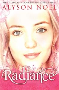 Книга A Riley Bloom Novel: Radiance. Alyson Noel
