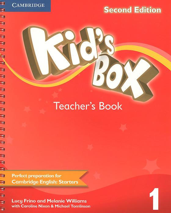 Kid's Box 1: Teacher's Book