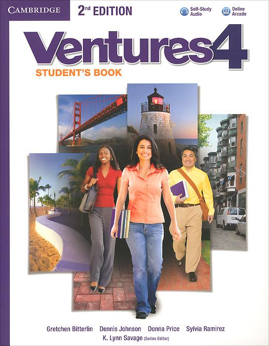 Ventures: Level 4: Student's Book (+ CD)