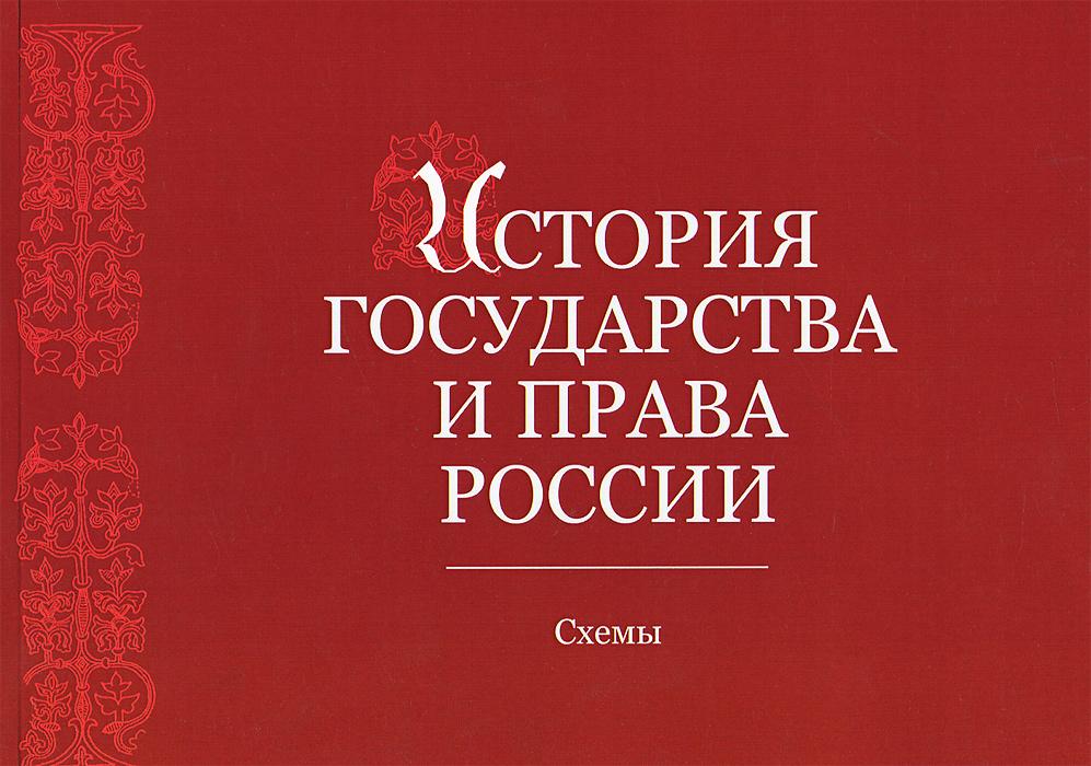 История государства и права