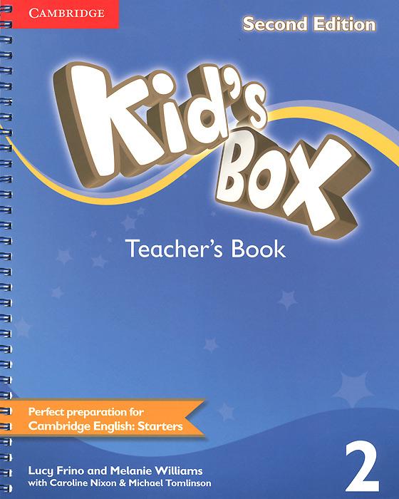 Kid's Box: Teacher's Book 2