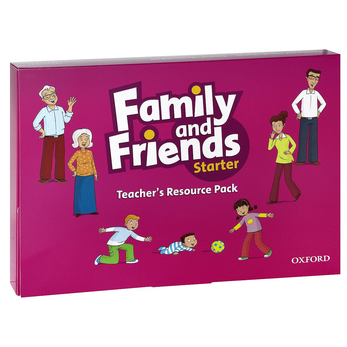 Family & Friends Starter: Teachers Resource Pack