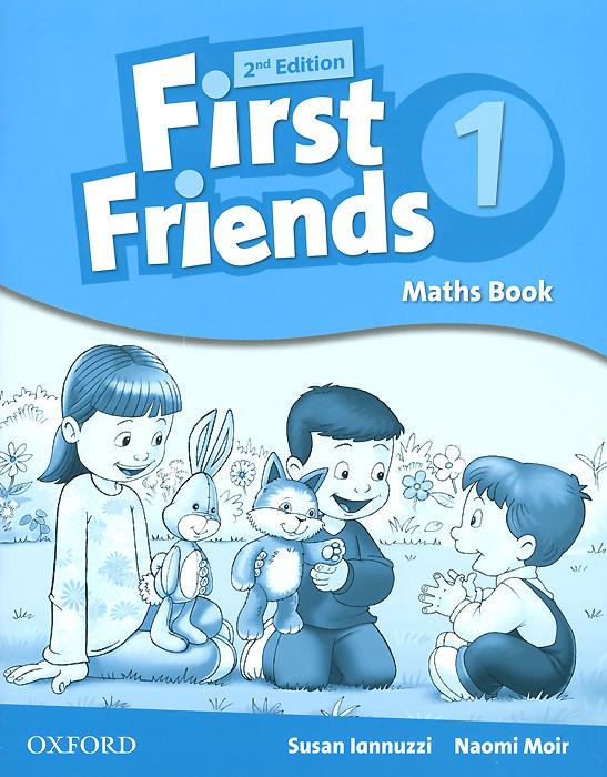 First Friends 1: Maths Book