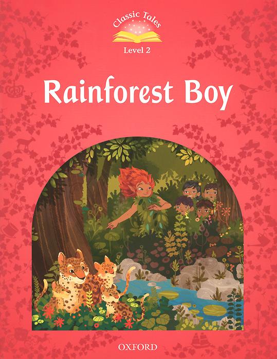 Rainforest Boy: Level 2