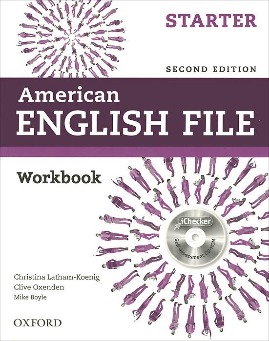 American English File: Starter: Workbook (+ CD-ROM)