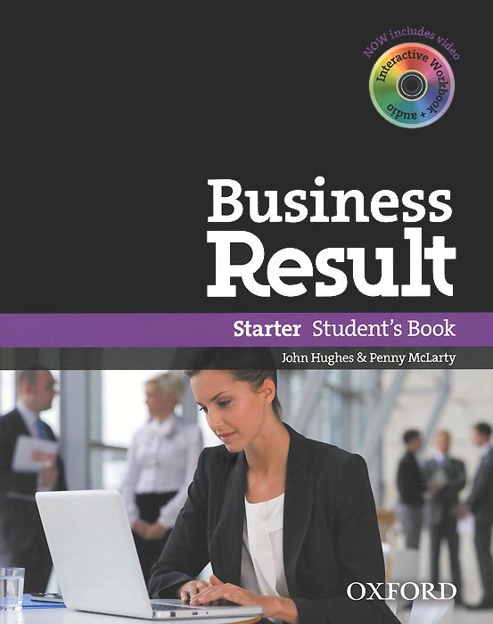Business Result: Starter: Student's Book (+ DVD-ROM)