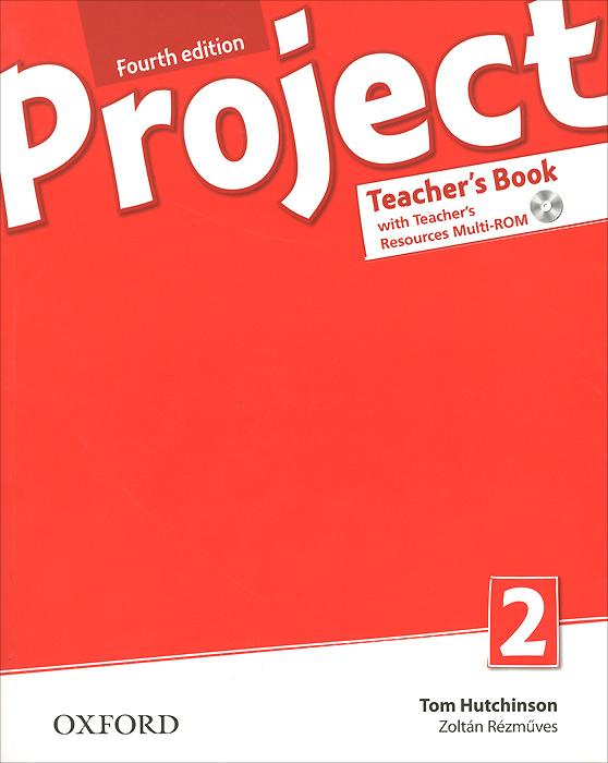 Project 2: Teacher's Book (+ CD-ROM)