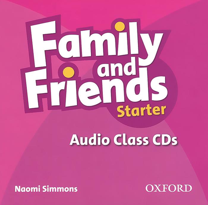 Family and Friends: Starter (аудиокнига на 2 CD)