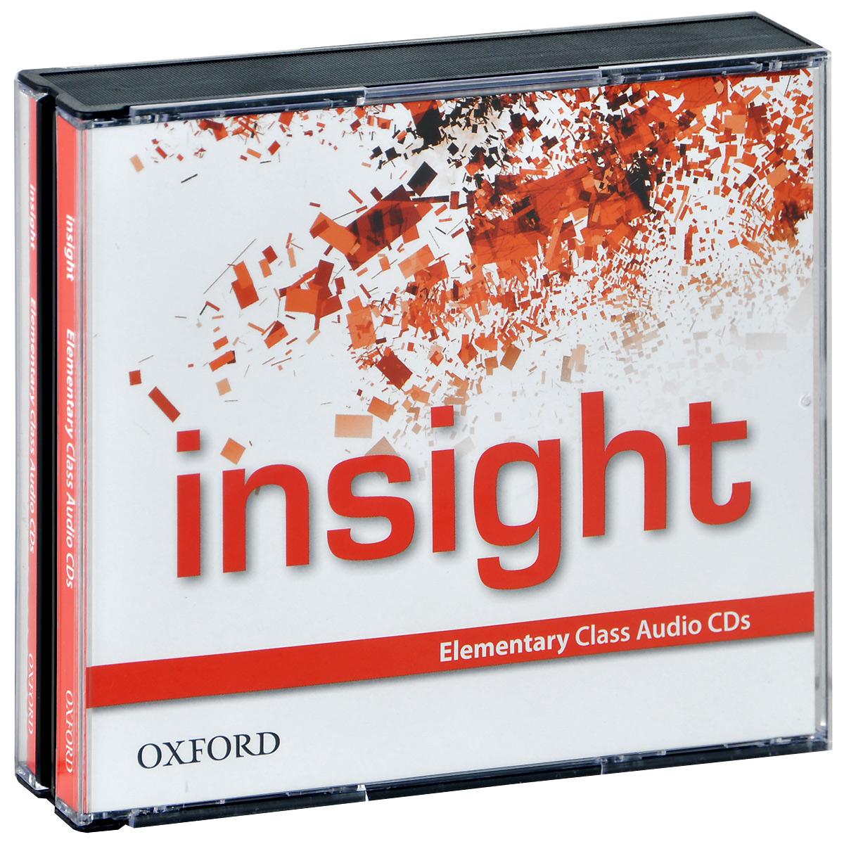 Insight: Elementary (аудиокурс на 3 CD)