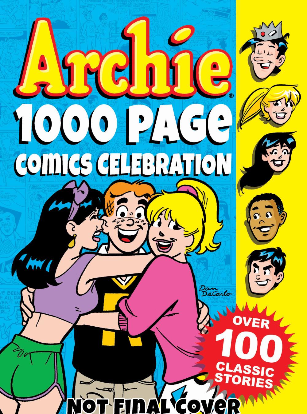 ARCHIE 1000 PG CMC CELEBRATION
