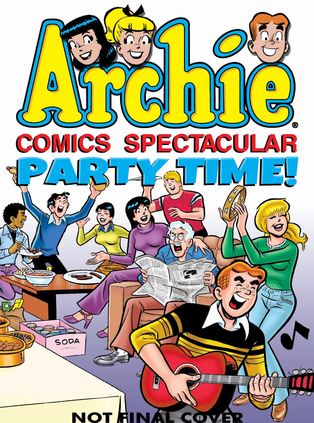 ARCHIE COMICS: PARTY TIME!