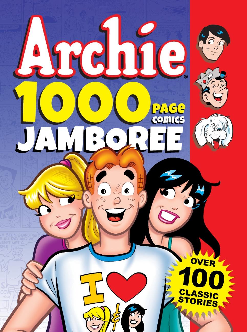 ARCHIE 1000 PG COMICS JAMBOREE