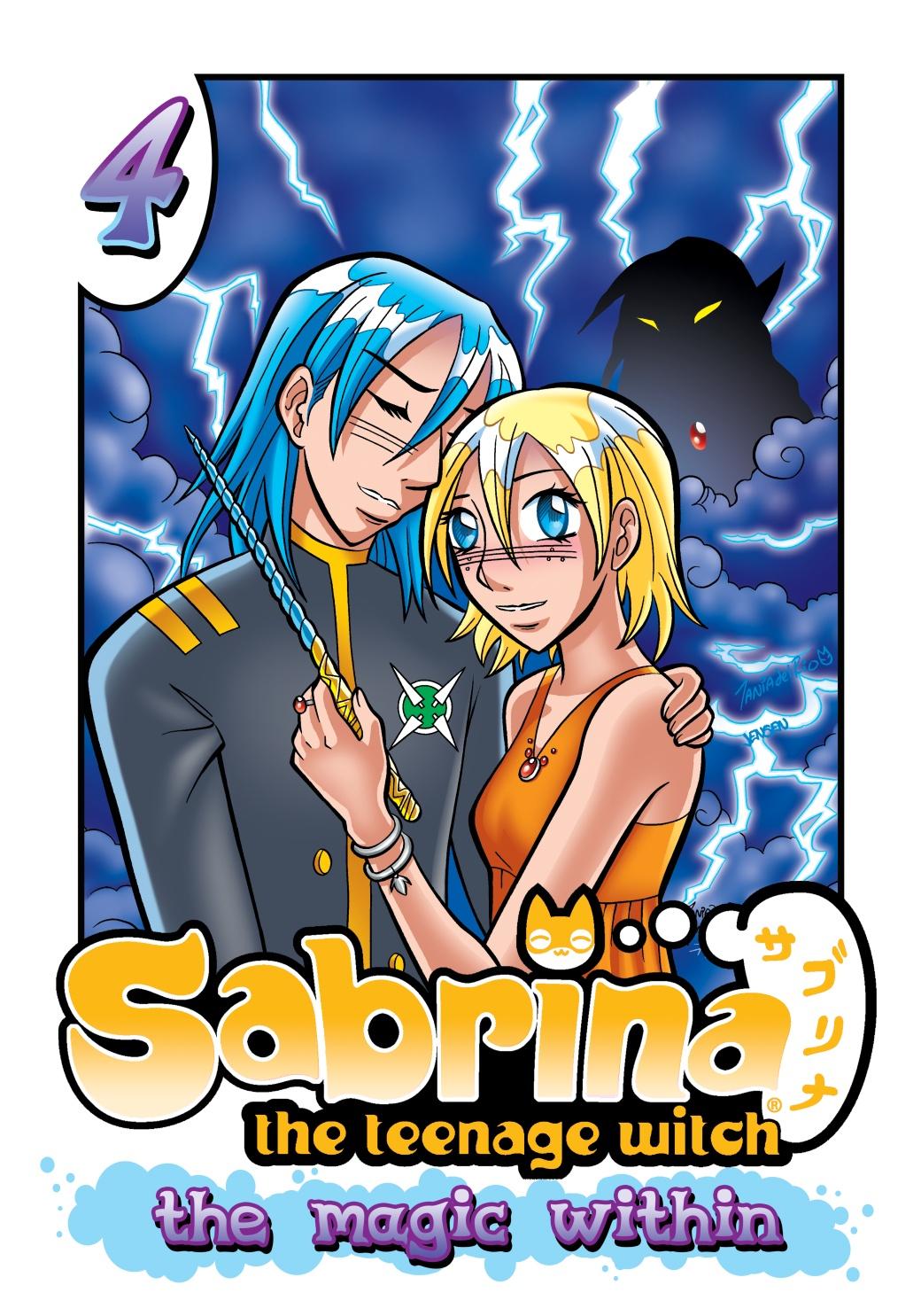 SABRINA: THE MAGIC WITHIN 4